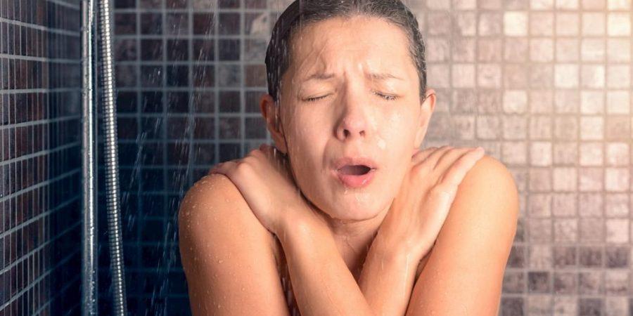 Tous les bienfaits d'une douche froide