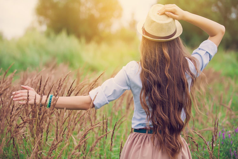 comment faire pousser les cheveux rapidement